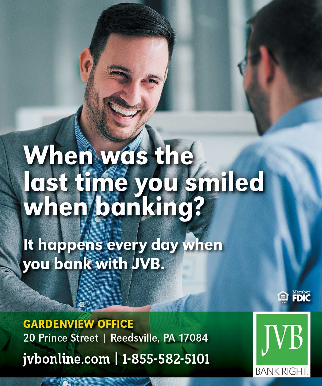 """<center>Juniata Valley Bank 