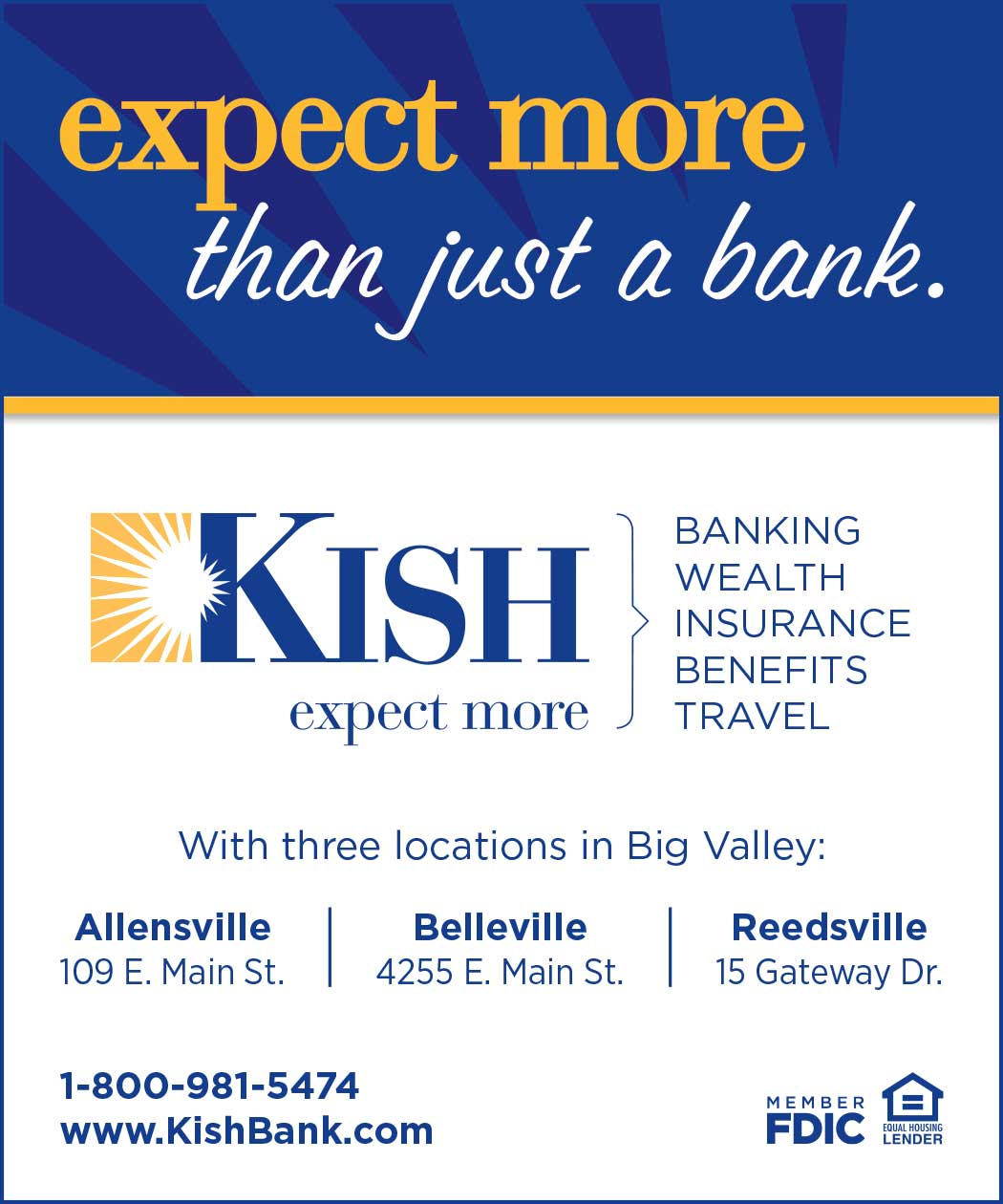 """<center>Kish Bank 