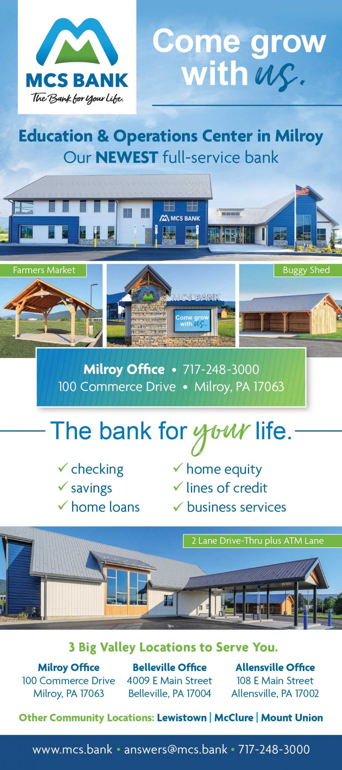 """<center>MCS Bank 