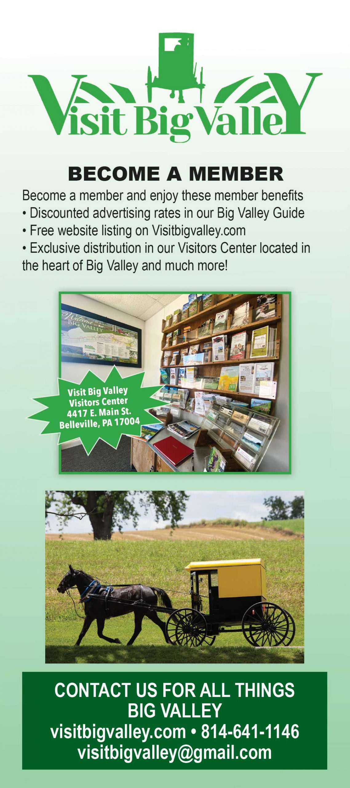 """<center>Visit Big Valley 